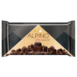 Chocolate Black Top Alpino 90 g