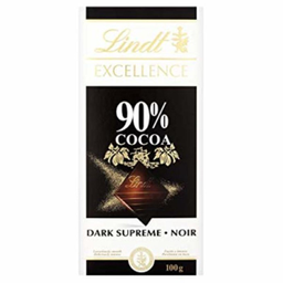Chocolate Lindt Excellence 90% Cocoa Dark 100 g