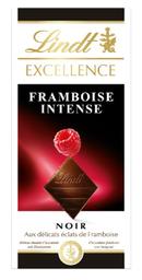 Chocolate Lindt Excellence Dark Framboesa 100 g