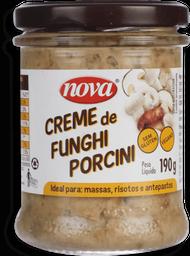 Creme Fungui Porcini Nova Sem Lactose 190 g