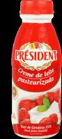 Creme Leite President Pasteurizado 500 g
