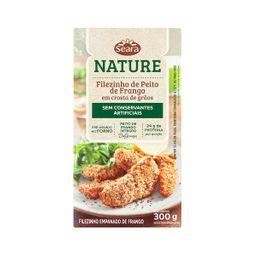 Empanado Frango Integral Seara Nature 300 g