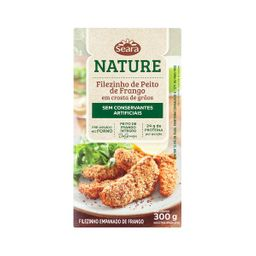 Empanado Frango Integral Seara Nature 300 g