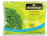 Ervilha Daucy Fina 300 g
