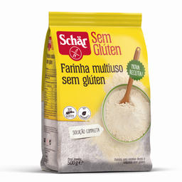 Farinha Schar Multiuso Sem Glúten 500 g