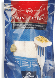 Filé Saint Peter Congelado Pouch 450 g