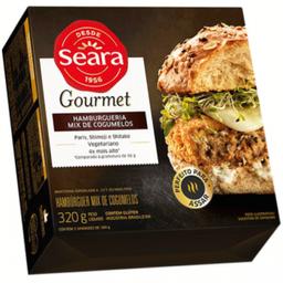 Hambúrguer Mix Cogume Seara Gourmet 320 g