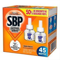 Inseticida Sbp Refil Twinpack Cheiro Suave