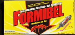 Inseticida Seringa De Gel Mata Formigas Formibel 10 g