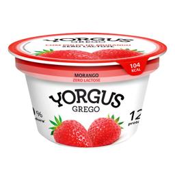 Iogurte Grego Dourado Sem Lactose Morango 130 g