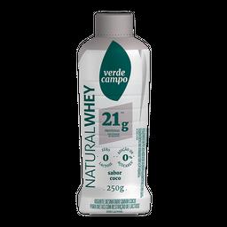 Iogurte Líquido Natural Whey Coco 250 g