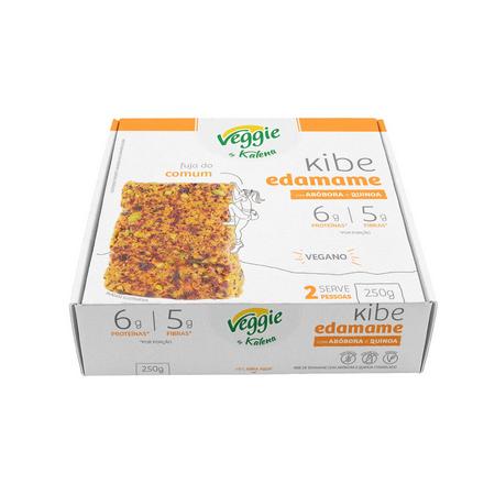 Kibe Edamame Kalena Abóbora/Quinoa 250 g