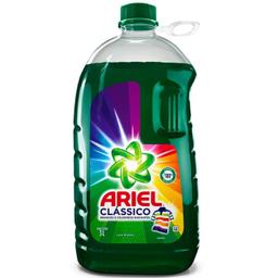Lava Roupa Líquido Ariel Clássico 3 L