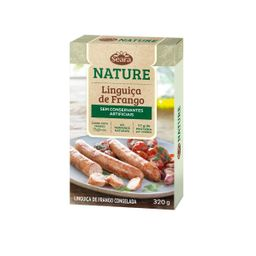 Linguiça De Frango Seara Nature 320 g