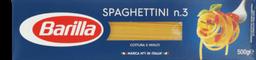 Macarrão Barilla Spaguettini 3 500 g
