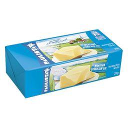 Manteiga Sem Sal Paulista Tb 200 g