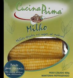 Milho Cozido No Vapor Ao Natural Cucina Prima 400 g