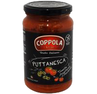 Molho De Tomate Coppola Sugo Puttanesca