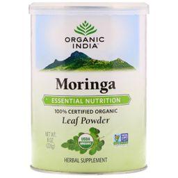 Moringa Em Pó Organic India 226 g