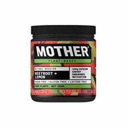 Mother Pré-Treino Natural Booster Lemon 175 g