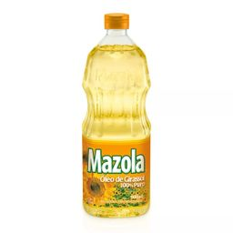 Óleo De Girassol Mazola 900 mL