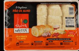 Pão De Alho Santa Massa Picante 400 g