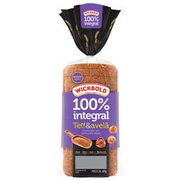 Pão Integral Wickbold Teff Avelã 400 g