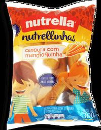 Pão Nutrella Bisnaguinha Cenoura/Mandioca 300 g