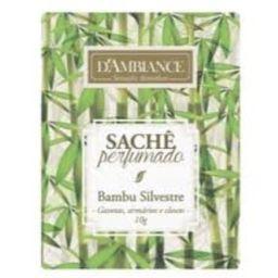 Papel Perfumado Dambiance Bambu 8 g