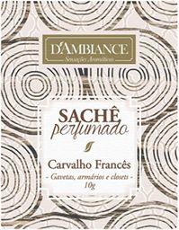 Papel Perfumado Dambiance Carvalho Franc