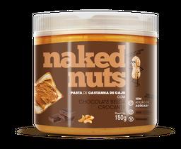 Pasta Castanha Cajú Nibs Naked Nuts 150 g