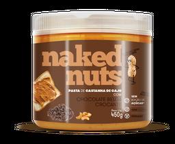 Pasta Castanha Cajú Nibs Naked Nuts 450 g