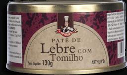 Patê Arthur Lebre Com Tomilho 130 g