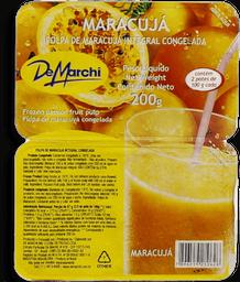 Polpa De Fruta De Marchi Maracujá 200 g