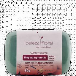 Sabonete Barra Joel Aleixo Limpeza E Proteção 80 g