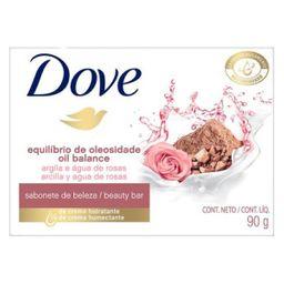 Sabonete Dove Argila E Água De Rosas 90 g