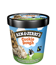 Sorvete Ben & Jerry's Sorvete Double Dough 458 mL