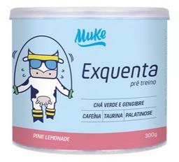Suplemento Mais Mu Pre Treino Exquenta Muke 300 g