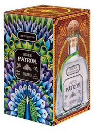 Tequila Patron Silver Heritage 750 mL