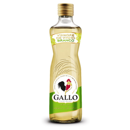 Vinagre Gallo Branco 250 mL