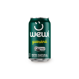 Wewi Guaraná - 350ml