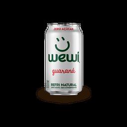 Wewi Guaraná Zero - 350ml