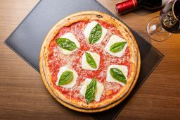 Do Dia: Pizza Margherita