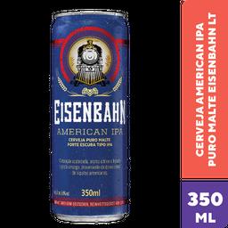 50% de DESCONTO na 2 UND Cerveja American IPA Puro Malte Eisenb