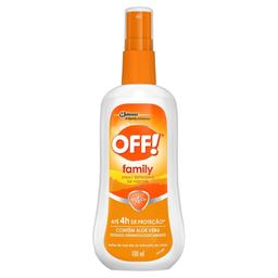 Repelente Off Family Spray 100 mL