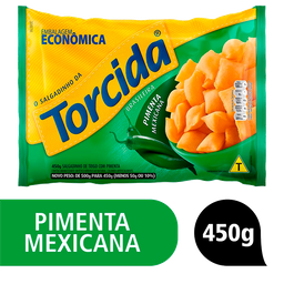 Torcida Salgadinho Big Pimenta Mexicana