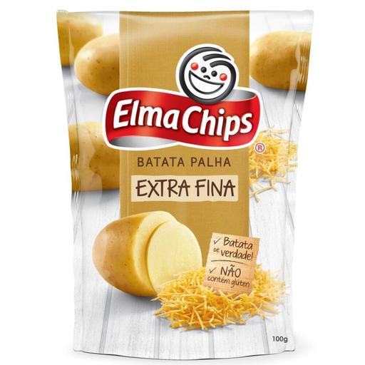 Elma Chips Batata Palha Mesa Extra Fina