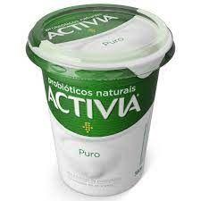 Activia Iogurte Natural Puro Danone