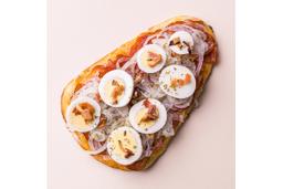 Pizza Americana - Pedaço