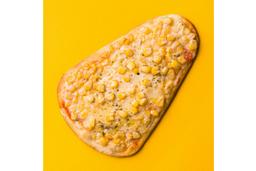 Pizza de Milho - Pedaço
